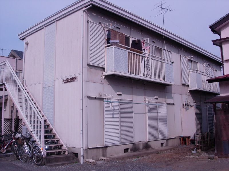 賃貸アパート ホーメスト武蔵村山