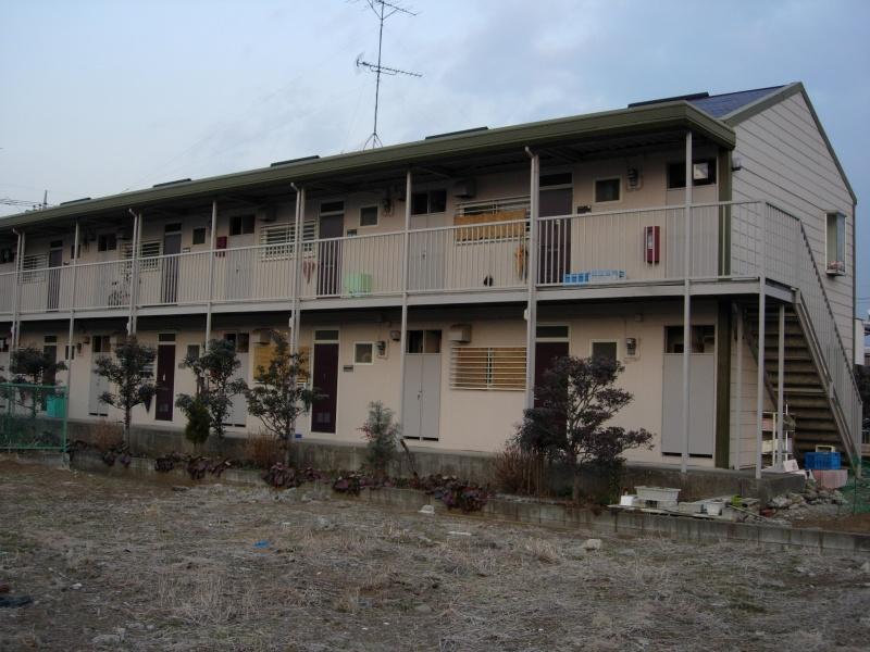 賃貸アパート グランデルハイムL